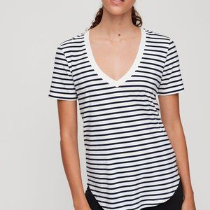 Aritzia The Group Babaton Striped T-Shirt